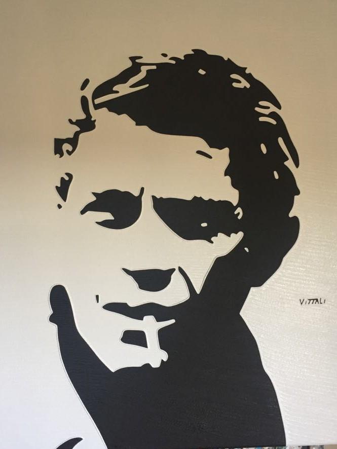 Steve McQueen - Art By Vita